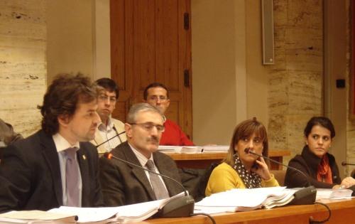 Javier Fernández Ajenjo, Portavoz del Grupo Popular
