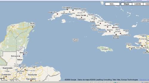 Situación de las Islas Caimán en el Caribe