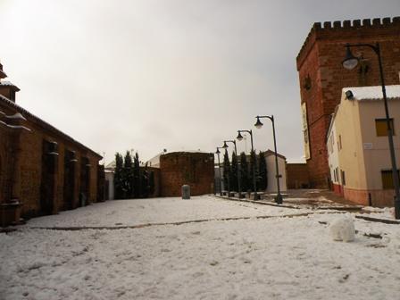 De nuevo la nieve en alc zar de san juan cosas de for Cuarto milenio horario