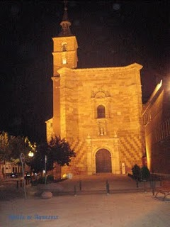 Iglesia de San Francisco. Alcázar de San Juan