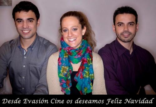 Evasion Cine Feliz Navidad