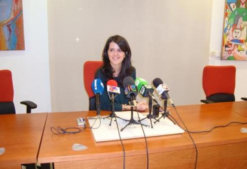 María Jesús Pelayo, presidenta del Patronato de Cultura