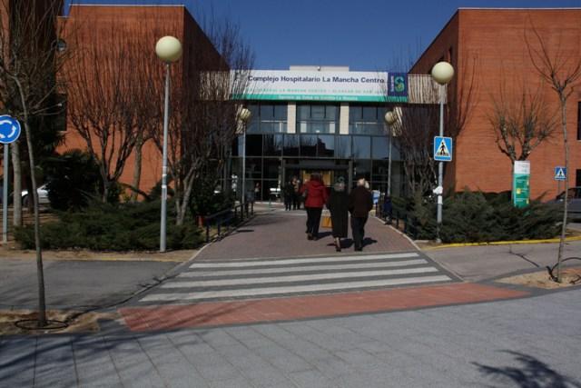 hospital de alcazar de san juan: