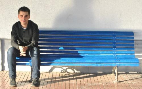 El compositor alcazareño Óscar Escudero