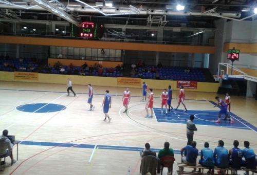 Desde muy pronto el Alcázar Basket se puso por delante en el marcador