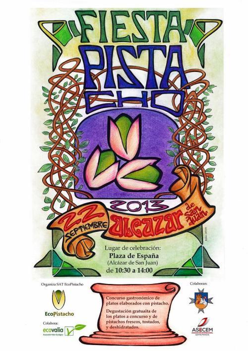 Cartel anunciador de la Fiesta