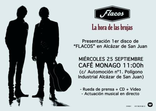 Presentacion Flacos Alcazar