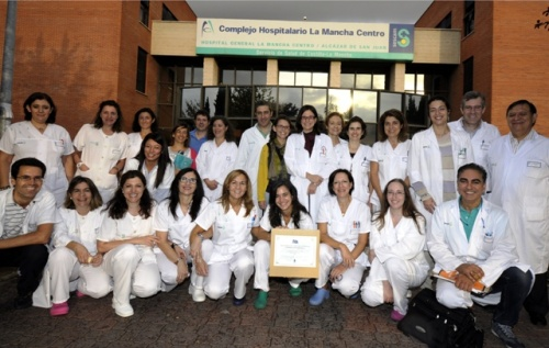 remio Enfermeroas Oftalm. Mancha Centro