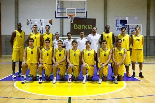 Equipo EBA Gran Canaria 2014