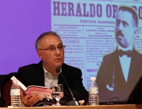 Foto Presentación en Toledo