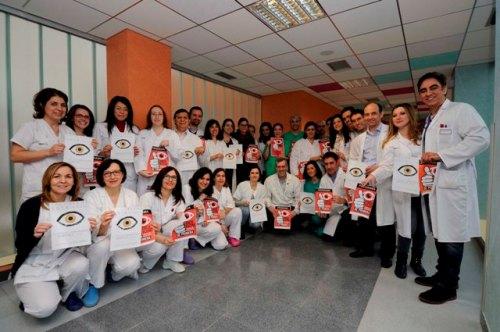 Servicio Oftalmología Premio FMS
