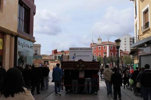 En la calle Castelar