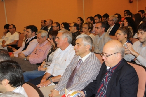 Asistentes congreso regional cirujanos