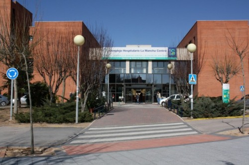 Fachada principal Hospital General 'Mancha Centro'