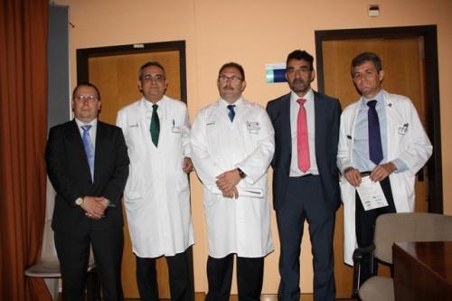 Foto familia inauguración congreso regional cirujanos