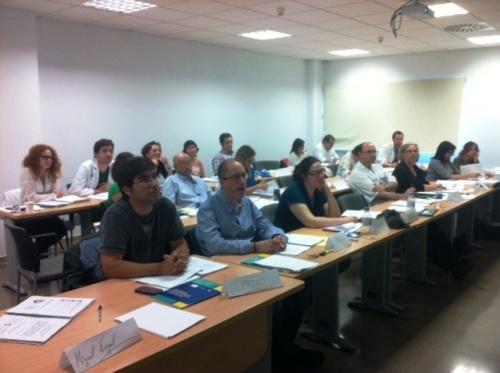Participantes de Tomelloso en curso SESCAM