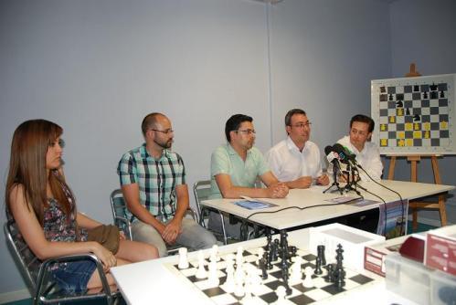 """Inauguración del VII Campus de Perfeccionamiento y Tecnificación """"Nuestro ajedrez en Europa"""""""