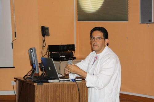 Dr. Pinzón, cirujano pediátrico Mancha Centro