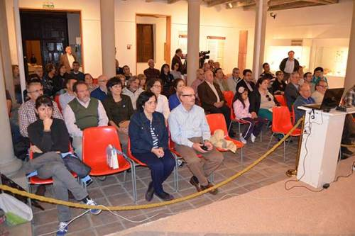 Una imagen del público asistente