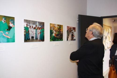 Exposición fotográfica 20 años de hospital