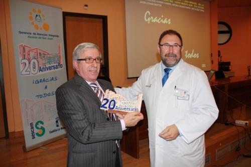 Gerente con conferenciante Pepe Muñoz