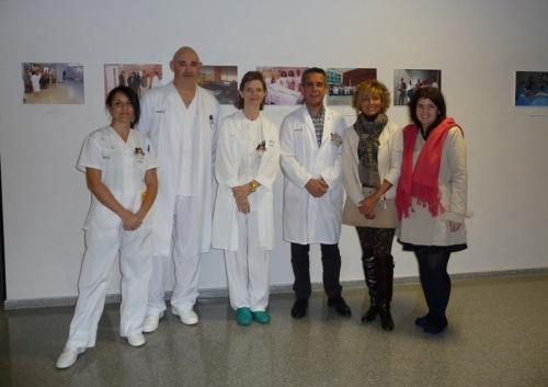 Visita decana Facultad TO Talavera Hospital Mancha Centro