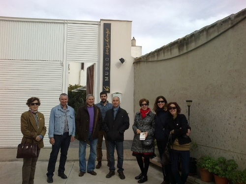 Visita Museo Jose Luis Samper Club de Lectura FAQ