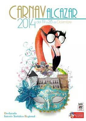 carnavalcazar 2014 cartel