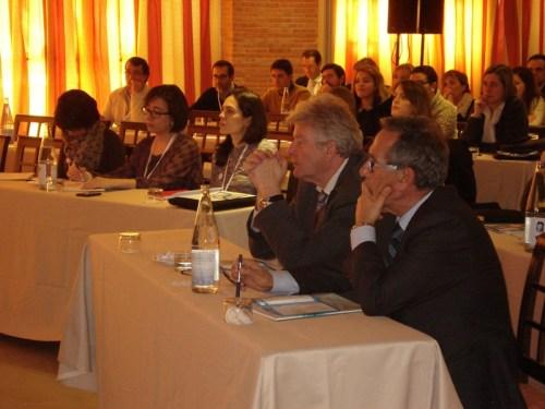 Asistentes al II Symposium