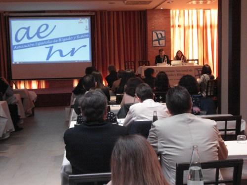 Vista general II Symposium Hígado Riñón Alcázar