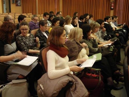 Asistentes reunión regional Alcázar