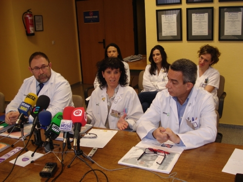Asistentes presentación centro comprometido excelencia cuidados