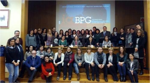 Foto de familia participantes 2 cohorte CCCEC
