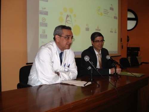 Mesa inaugural reunión regional Alcázar