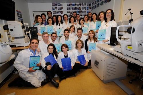 Servicio de Oftamología, primer premio FacoElche 2015