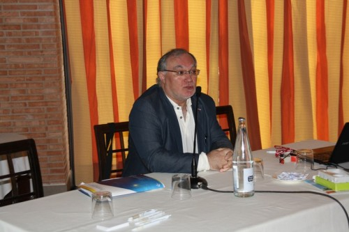Nuevo presidente de SOCAM José Antonio Santiago (Cuenca)