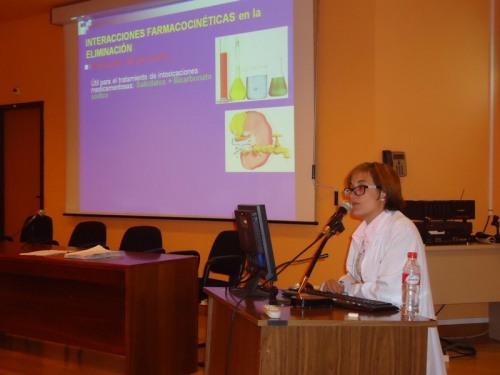Ponencia curso paciente crónico Hospital Alcázar