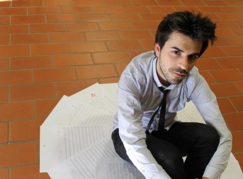 Oscar Escudero. Foto David Perez Busto
