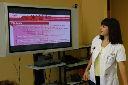Nuria Infante ha presentado las principales conclusiones