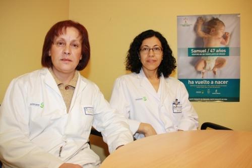 Coordinadoras de trasplantes Mancha Centro
