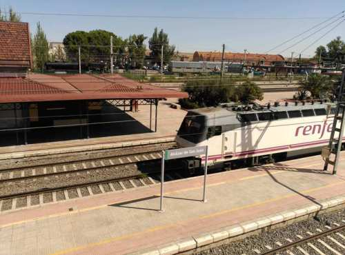 Estación de Alcázar de San Juan