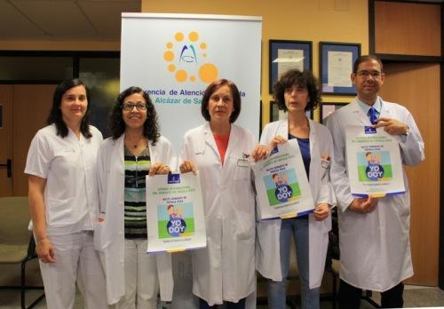 Presentación Semana donante médula ósea Mancha Centro