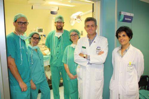 Alumnos (i) y organizadores curso cirugía menor para MFYC