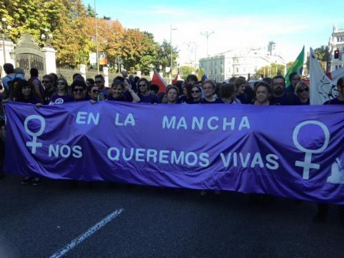 Pancarta Asamblea 7N 2