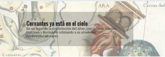 Cervantes entrada