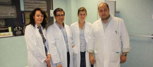 Profesionales Consulta EM Mancha Centro