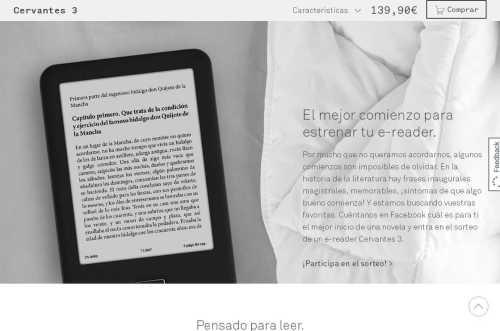 BQ Cervantes
