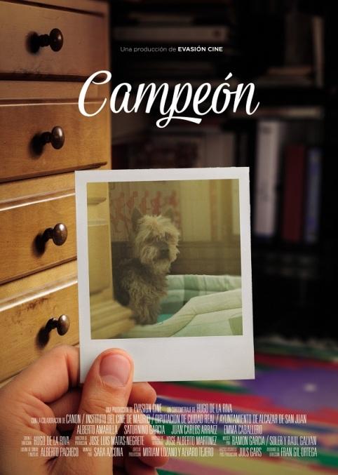 CARTEL CAMPEÓN