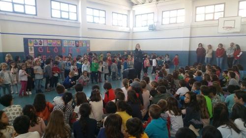 NI Colegio Jardin de Arena celebra el dia del libro (2)