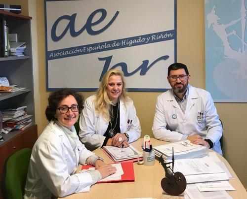 Responsables AEHR guía VHC